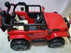 儿童越野车低价出售,因家里没地方放出售,300元不议价!18742199556
