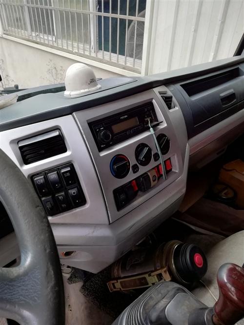 出售14年五月福田欧马可国四康明斯3.8发动机,四缸170马力,7.8米车,带定速巡航六档高速档,0...