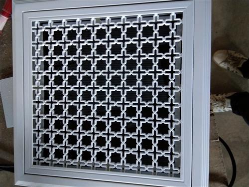 塑钢印花风口,尺寸大小来电订购,18889330510-符先生