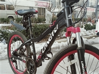 24狼途自行車剛買的有一年,騎不著了只能忍痛割愛,車子車況很好一點毛病沒有,有想買車的可以電話135...