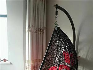 室内网红阳台吊椅 8成新 搬家实在东西忒多了,原价1280元,低价出售