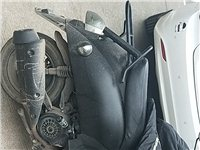 小龜王摩托,買了一年4100公里,價格1200,隨時可看車