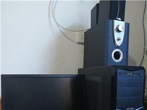华硕台式电脑 搬家低价出 详情配置看图 仅限自提 买家干脆送所有电脑配件