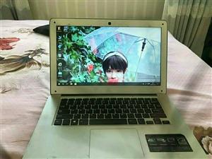 家用超薄笔记本,成色如图i5 4250处理器,4g运行内存,256G金士顿固态,14寸高清屏幕,运行...