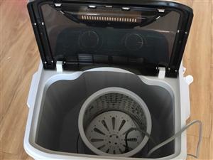 奥克斯洗衣机,洗脱一体,适合单人使用,适合学生党,价格实惠
