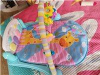 婴儿玩具健身架宝宝音乐电子琴男孩女孩新生儿童玩具益智
