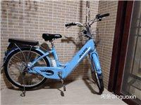 閑置喜德盛傳說7號24寸48V電動自行車,成色新,全鋁車架 此車為一手電動自行車,買來2300元,現...