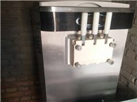 软冰淇淋机处理,用了一个多月,如图**机器,图中设备全部处理,可提供技术和货源有意向的电联!