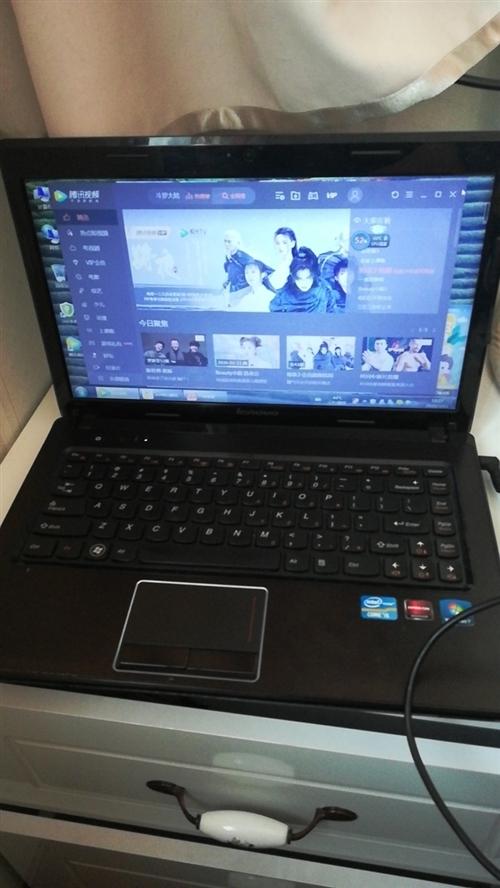 笔记本电脑联想g46低价出售
