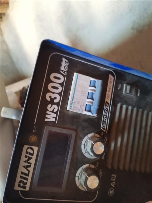 九成新  瑞凌Ws300 Amos  工業級不銹鋼作業工具 價格電話聊