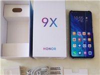 本人于昨日上午2月16日在实体店购买一部华为荣耀9X 手机  6+128GB 蓝色  因用不惯华为系...
