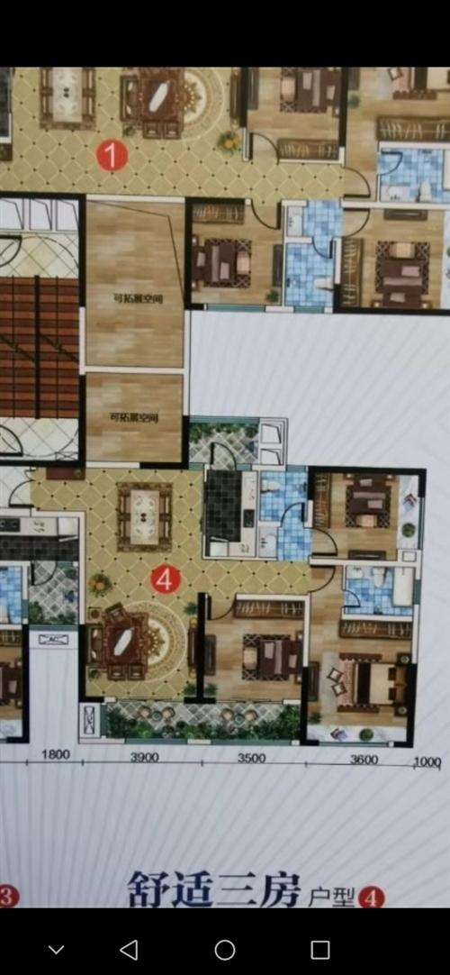 現有新房出售,戶型方正實用,價格實惠,麒龍學期房,25樓。有意者請聯系~