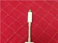 原裝蘋果apple Thunderbolt 雷靂轉千兆以太網轉接器 A1433