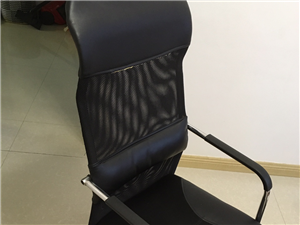 椅子办公椅电脑椅。原来靠背有个靠枕靠着不舒服让我剪下去了,剪掉后舒服了,别的地方没动过无损坏。可刀,...