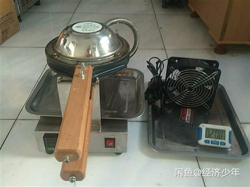 大中华港式鸡蛋仔机,用了几个月,现在不干了闲置