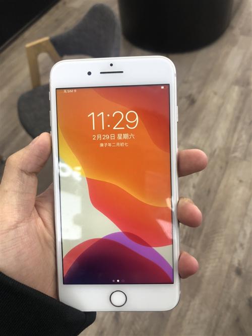 iPhone8plus  國行 64GB 成色新