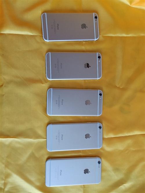 蘋果6,國行全網通16G,成色95新以上,特價:500元出,學生黨,家里備用機**,電話微信:131...