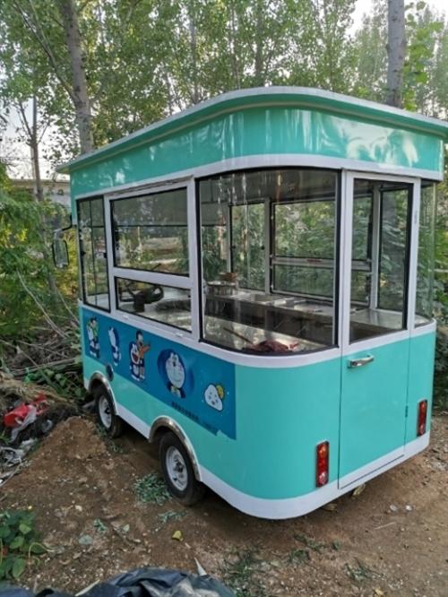餐車出售99成新價格美麗