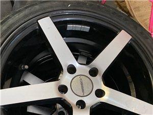 翼神 k3 领动 朗动,日韩系都可以用!17寸五幅轮毂带胎,闲置了,需要的来。很新,几乎没有划痕