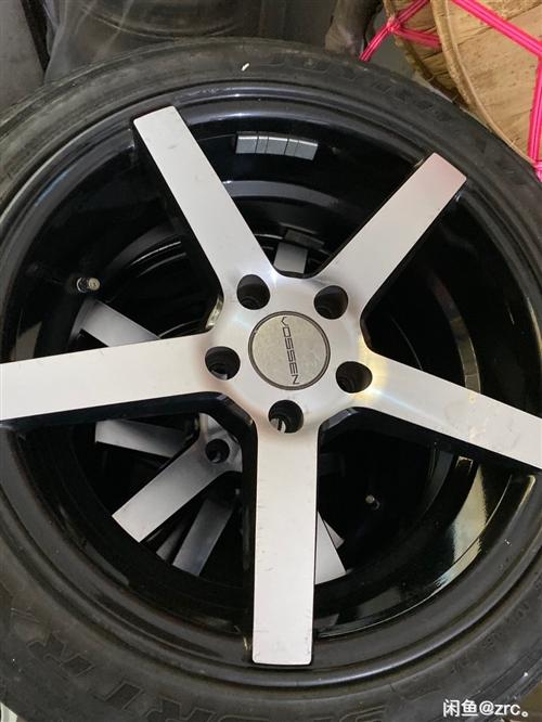 翼神 k3 領動 朗動,日韓系都可以用!17寸五幅輪轂帶胎,閑置了,需要的來。很新,幾乎沒有劃痕