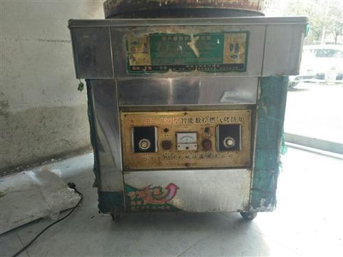出售燃气烤饼锅,两台,成色良好,用了一年多,无维修记录,欢迎现场看货,非诚勿扰!