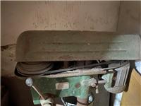 二手三相钻床,老式380伏铜线圈电动机 强劲 耐用 适用工厂 机械加工厂 建筑工地或大型工程使用,有...