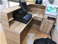 收银台(不含收银机、电脑、椅子)