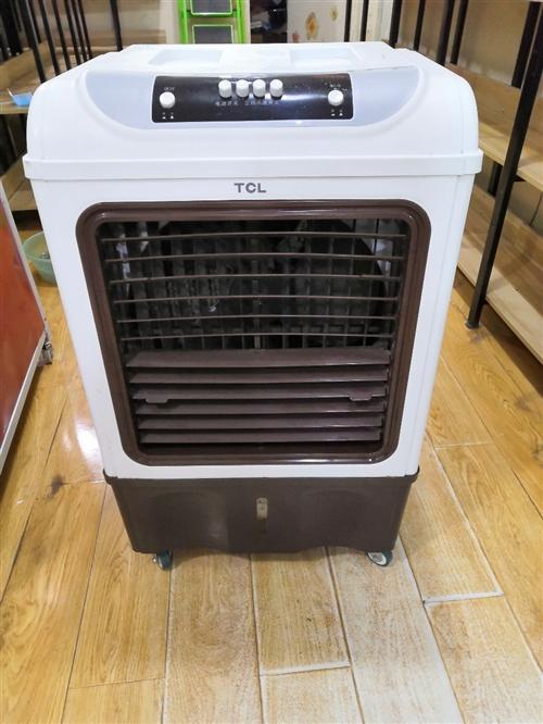 TCL空調扇,加水的,加冰更涼爽