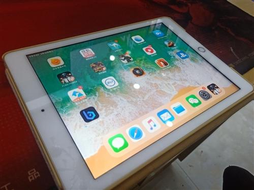 自用苹果平板电脑第5代  9.5成新  内存128G   WlFi版    9.7寸大屏幕   各种...