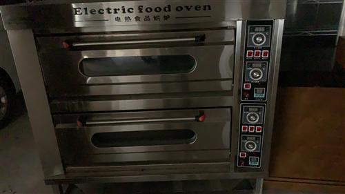 9成新商用烤箱