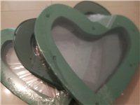 现有花店用品花泥包装纸等低价处理!
