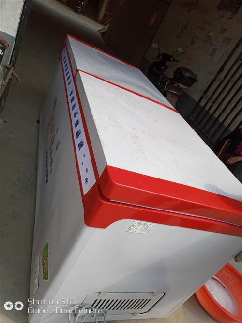 冷凍冰箱,兩米長,有需要的聯系