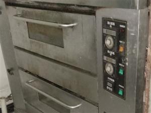 燃气烤箱二层,可烤四盘,低价处理,需要可以联系,手慢就没有了,做糕点,可在当地赶集上做生意