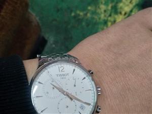 天梭手表男款 有意者可以�系我