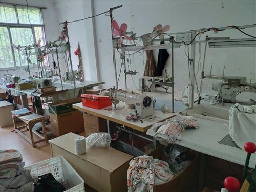 制衣厂转让,诚意面议,没意向者免打扰。