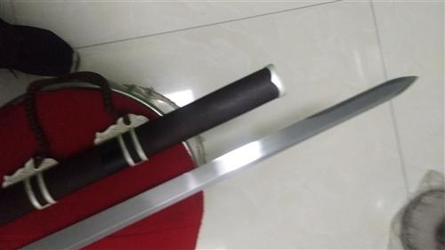 十成新。唐剑高锰钢弹簧钢
