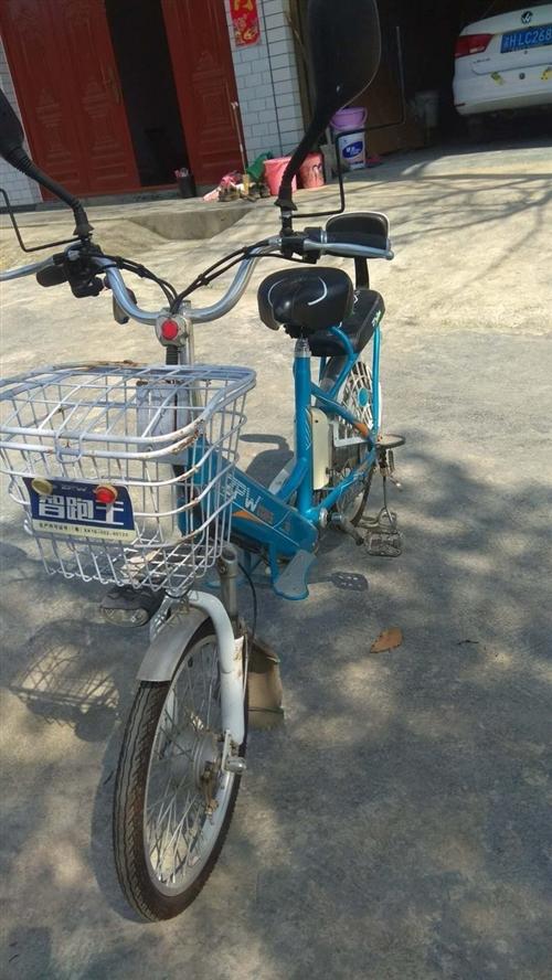 48v鋰電池電動助力自行車,本車實際使用時間僅幾個月5公里路段上班每天一個來回,因孩子不再本地上班閑...
