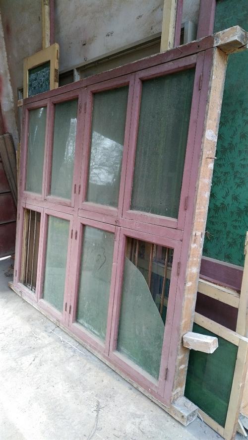 舊窗門誰要