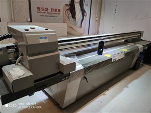 3D.5D.UV打印�C,�C型2513,2+1+1G5理光���^!用了不到一年,可打印各�板材!可用于家...