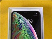 苹果Xsmax 全网通256G纯原机,亮黑色99新全套盒子配件齐全尽激活未使用,爱思全绿,价格:50...