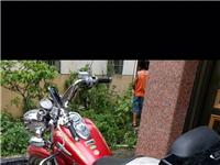 力帆太子摩托车