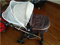 婴儿手推车低价转卖(原价495元买的)