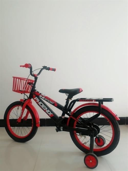 凤凰牌儿童自行车,20寸,因搬家不方便携带,诚意处理,几乎**。有需要的联系