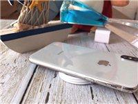 苹果X 国行 64G 银色 外观99新 无拆无修 机身特别立正   不磕碰 无划痕  自用手机 ...