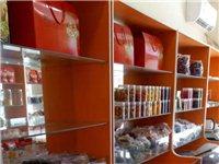 货架展示柜,九成新,以前卖食品用过的。高2米,长1.2米,**订做的,800元的好柜子,很结实,不是...