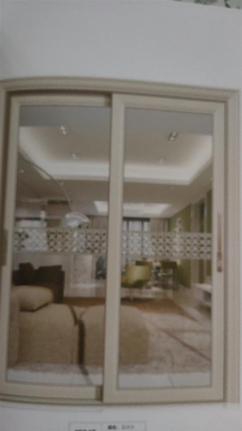 多种样品玻璃推拉门,室内门低价处理
