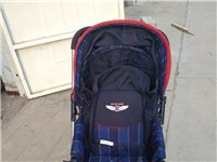 好孩子牌婴幼儿手推车,儿童宝宝车,轻便、便携、可折叠,可坐可躺,半篷,九成九新,只用过一次。