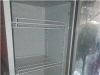 九成新啤酒飲料保鮮柜、冷藏展示柜處理