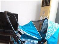 婴幼儿手推车,儿童宝宝车,轻便、便携、可折叠,可坐可躺,全篷,九成九新,只用过一两次。