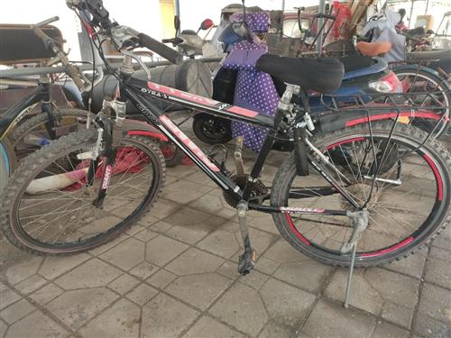 捷安特自行车,绝对正品,车况良好,新旧如图,地点青州广电大厦附近。喜欢价格可议。(忽略车子的灰,擦擦...